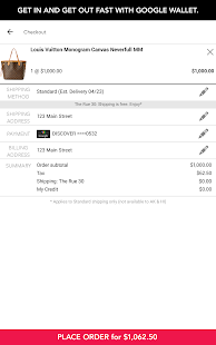 Rue La La-Shop Designer Brands - screenshot thumbnail