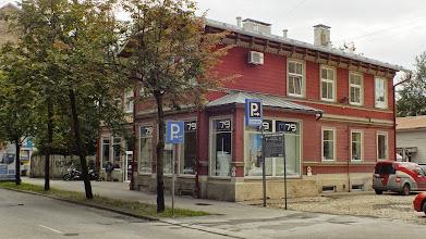 Photo: 1862m.  Nikolajaus Rericho senelis Fridrichas Rerichas persikėlė gyventi į Rygą. Čia Stabu (liet. Stulpų) gatvėje  kažkurį laiką gyveno Fridrichas Rerichas.