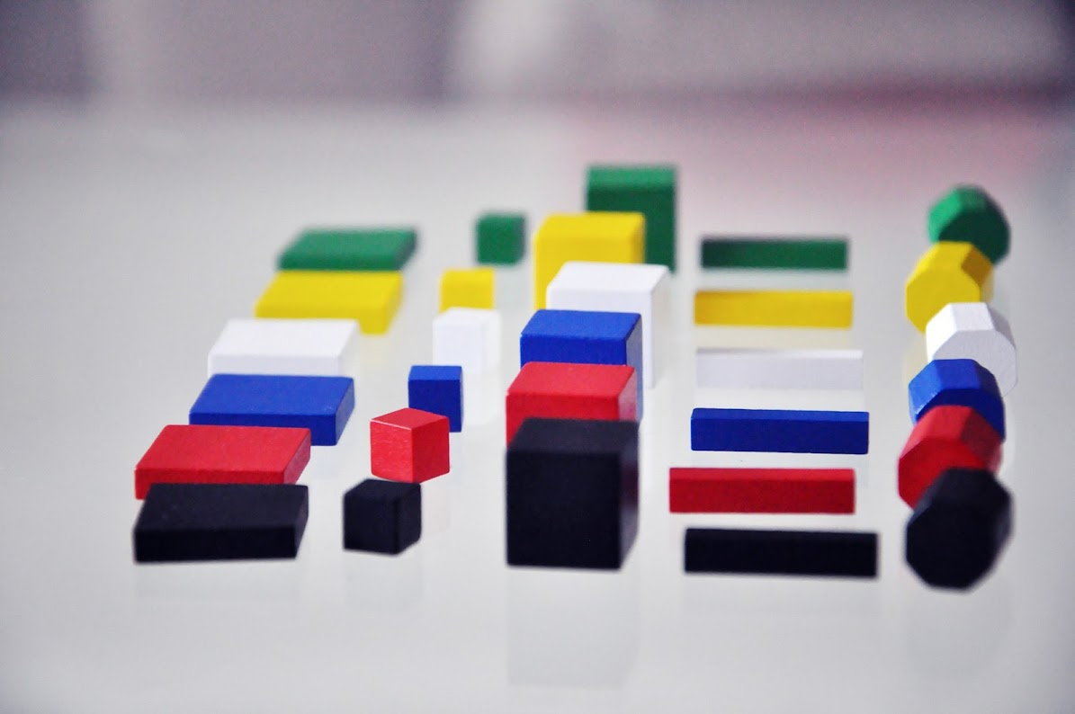 Plusk! - elementy gry