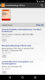 Clinics Review Articles- screenshot thumbnail