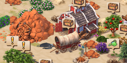 Westbound:Perils Ranch  screenshots 4