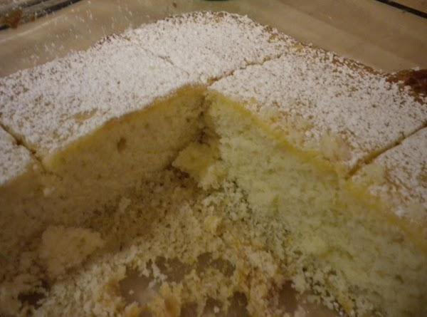Anna's Swedish Butter Cake Recipe