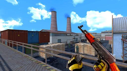 Free FPS Fire Battlegrounds: Fire Shooting Game apkmr screenshots 8