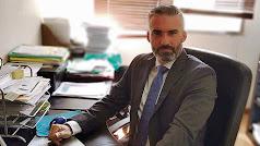 David Romera, letrado de la mujer demandante