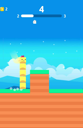 Stacky Bird: Hyper Casual Flying Birdie Game screenshots 10