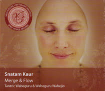 Merge & Flow - CD av Snatam Kaur