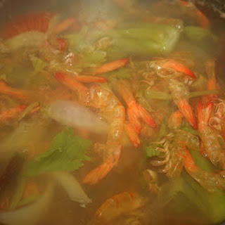 How to Make Homemade Shrimp Stock