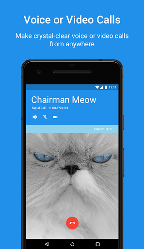 Signal Private Messenger 4.39.4 screenshots 2