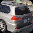 Car Parking Lexus LX 570 Simulator apk