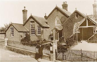 Photo: Wateringbury School on Red Hill