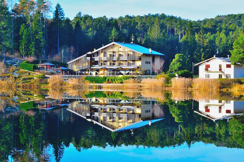 Le case sul lago di FlyBoy