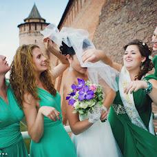 Wedding photographer Elena Zayceva (Zaychikovna). Photo of 17.11.2014