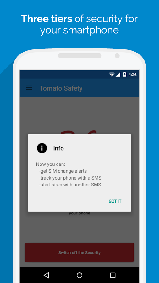 Tomato Safety- screenshot