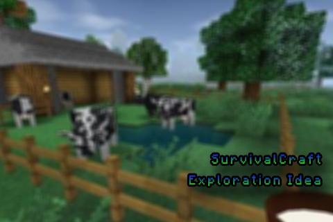 SurvivalCraft Exploration Idea