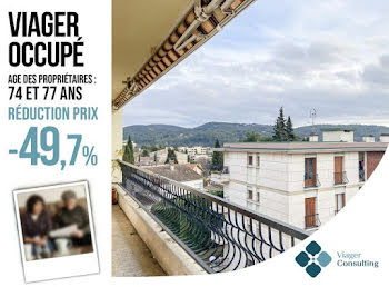 viager à Aix-en-Provence (13)