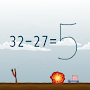 Subtraction Math Game APK icon