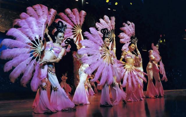 Pink Show di donnavventura