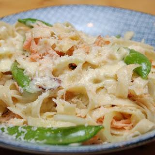 Italian Fettucine Alfredo Recipe