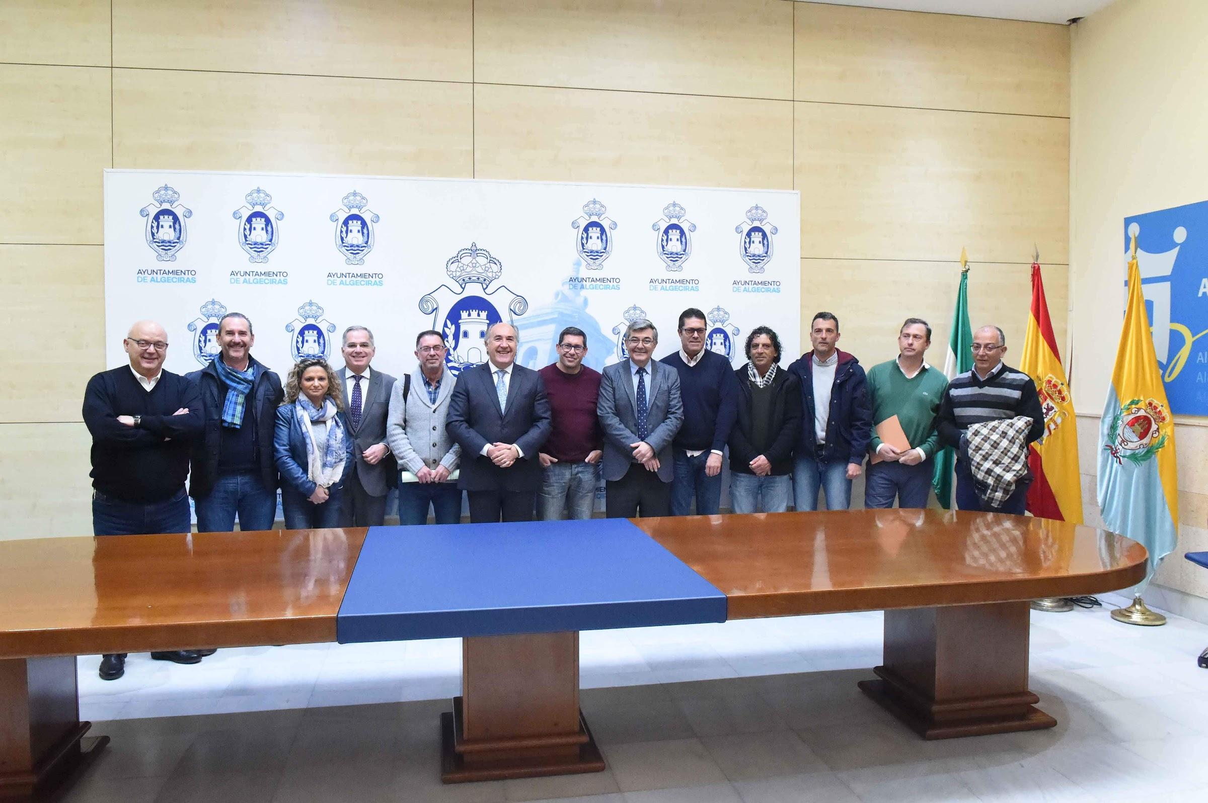 Ayuntamiento, sindicatos y Algesa firman el convenio para los trabajadores de CTM