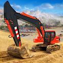 Heavy Excavator Simulator 2020: 3D Excavator Games icon