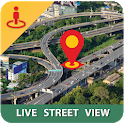 Route Planner, Earth Map: Street View & Map Tracke icon