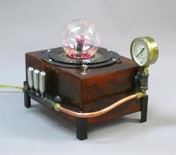 Photo: steampunk plasma