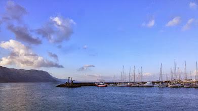 Photo: 7 Uhr morgens Überfahrt von La Graciosa nach Orzola