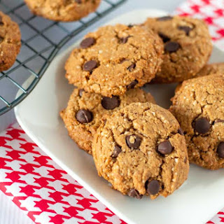 My Favourite Chocolate Chip Cookies.