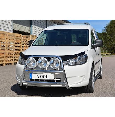 STOR TRIO Frontbåge - VW Caddy 2011-2015