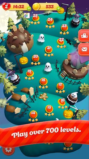 Code Triche Sugar Witch: Hexa Blast APK MOD screenshots 4