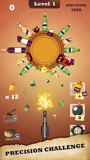 West World - Crazy Gun 1.1.0 screenshots 4