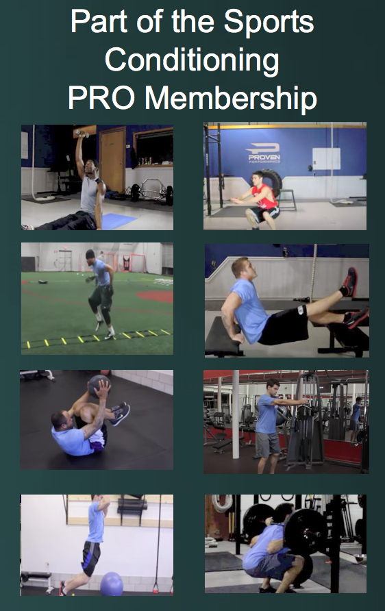 Swimming Strength Conditioning Screenshot