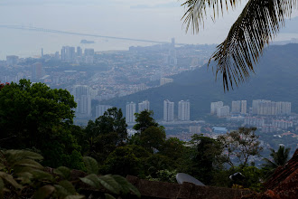 Photo: View from Penang Hill