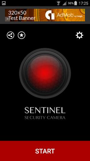 Sentinel Security Camera