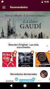Storytel: Audiolibros y Ebooks
