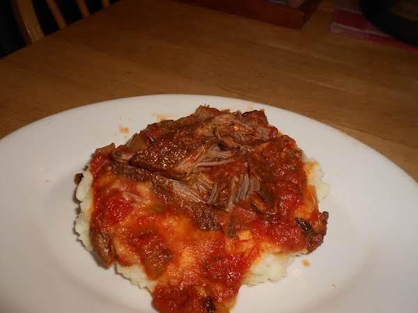 Braised Boneless Beef Ribs