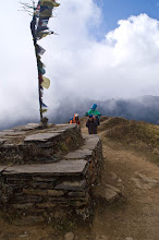 Photo: The pass above Ghorepani