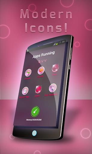 娛樂必備免費app推薦|GOランチャーのためのガーリーテーマ線上免付費app下載|3C達人阿輝的APP