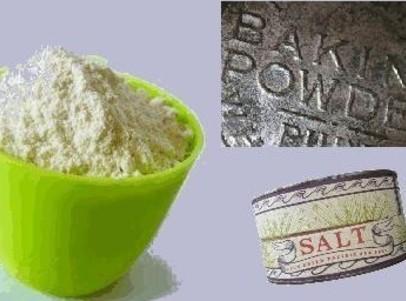 Self Rising Flour, Homemade Recipe