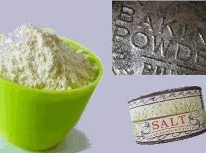 Self Rising Flour, Homemade Recipe