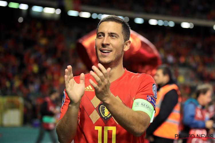 Hazard portait un drôle de numéro pour ses débuts : l'explication