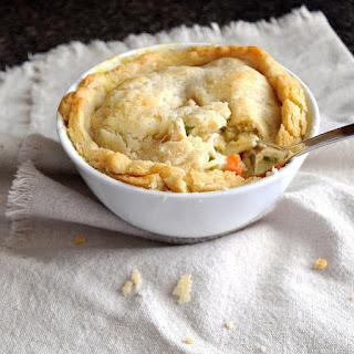 Chicken Pot (Pock) Pie