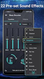 Ecualizador – Amplificador de volumen,de bajos 3