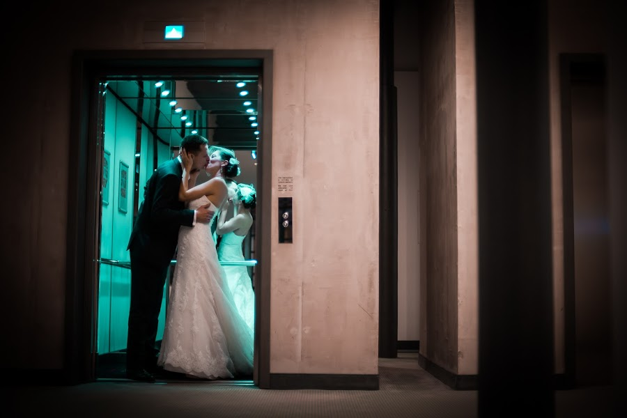 Wedding photographer Bartosz Ciesielski (BartekC). Photo of 01.02.2019