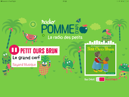Radio Pomme d'Api- screenshot thumbnail