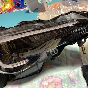 86  86 GT Solar Orange Limited High Performance Packageのライトのカスタム事例画像 ポンタさんの2018年12月13日01:07の投稿