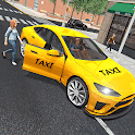 City Taxi Ride: Rush Hour Yellow Cab icon