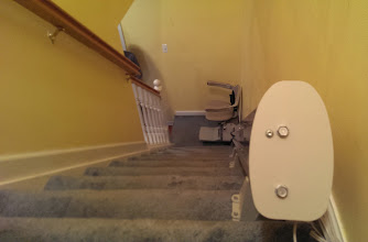 Photo: Stairlift - Little Egg Harbor NJ 10