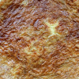 Keto Baked Custard.