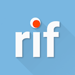 rif is fun for Reddit icon